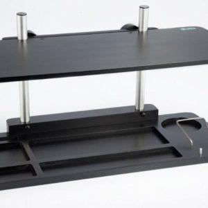 Mesa eleva fácil color negro