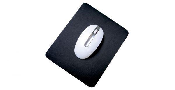 Pad mouse plano Jersey Negro